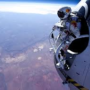 Felix Baumgartner space jump faster than first thought