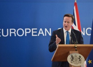 British PM David Cameron says he will not accept an European Union budget deal unless further cuts are made in negotiations in Brussels