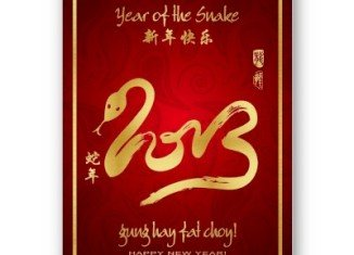 Chinese New Year begins on Sunday, when the new moon is seen in the sky