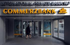 Commerzbank, Germany's second biggest lender, is to announce a large loss for the fourth quarter of 2012