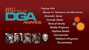 Directors Guild of America Outstanding Directorial Achievement Awards for 2012