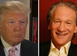 Donald Trump is suing Bill Maher after the comedian offered to pay out if the billionaire could prove his father was a homo sapiens and not an ape
