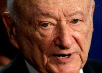Ed Koch, the former New York City mayor, has died at the age of 88