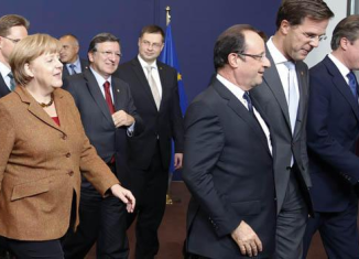 European Union leaders are due to begin a two-day summit in Brussels to try to strike a deal on its next seven years budget