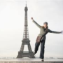 Parisian women allowed to wear trousers