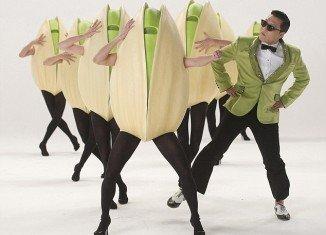 Gangnam Style Wonderful Pistachios Super Bowl commercial