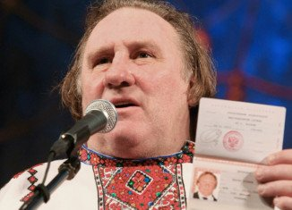 Gerard Depardieu has been formally registered as a permanent resident of the central Russian town of Saransk