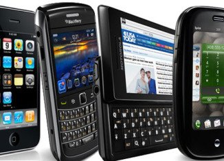 Global sales of mobile phones went into reverse in 2012 compared with the previous year