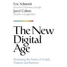 Google Chairman Eric Schmidt called China an Internet menace that backs cyber-crime for economic and political gain in a new book, The New Digital Age, due for release in April