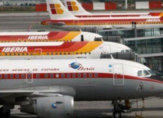 Iberia workers have begun a five-day strike in protest at planned cuts to jobs and salaries