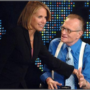 Katie Couric admits to dating Larry King on Jimmy Kimmel Live!