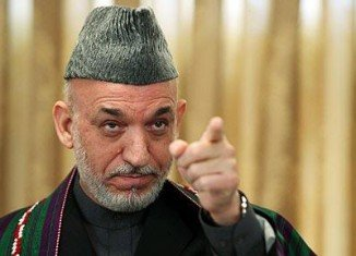 President Hamid Karzai has announced that Afghan security forces are to be banned from calling for foreign air strikes in residential areas