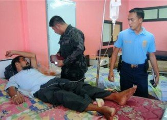 Ramel Vela and Roland Letriro have been taken to a hospital in the southern Sulu province after their release