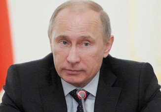 Russian President Vladimir Putin signed a tough new bill into law banning smoking in public