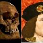 Richard III dig skull image released