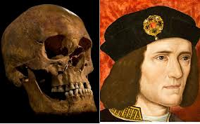 The image of a skull which it is thought could be that of Richard III has been released ahead of DNA test results