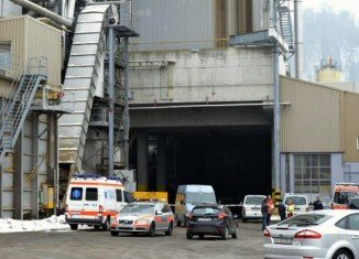 Three people have been killed and seven injured in Switzerland during a shooting at a factory near the city of Lucerne