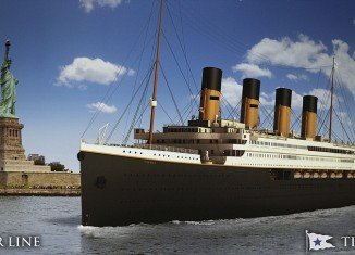 Titanic II was announced on Tuesday, after its designer claimed it would be the most safe cruise ship in the world with ample lifeboats