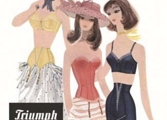 Triumph celebrates 127 years of lingerie with pop up event at Covent Garden