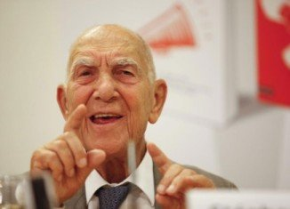 Writer Stephane Hessel, the former French Resistance fighter whose 2010 manifesto Time for Outrage inspired social protesters, has died at the age of 95