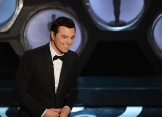 Writer and creator of non-PG animated TV show Family Guy Seth MacFarlane was a risky choice as the host of this year Academy Awards