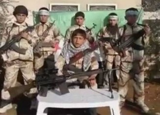 A Save the Children report has revealed that an increasing number of children in Syria are being recruited by armed groups on both sides of the conflict