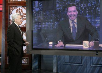 A new report says the upcoming 2013-2014 season will be Jay Leno's last behind the desk of The Tonight Show before he's replaced by Jimmy Fallon