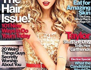 According to a report by Women's Wear Daily, the magazines featuring Taylor Swift on the cover in 2012 sold less than those displaying less well known celebrities
