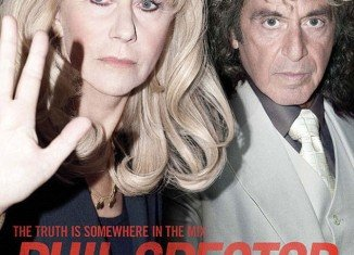 Al Pacino has been transformed into legendary music producer Phil Spector for his latest role in the HBO production