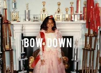 Beyoncé released new track Bow Down, along with a picture of herself as a child