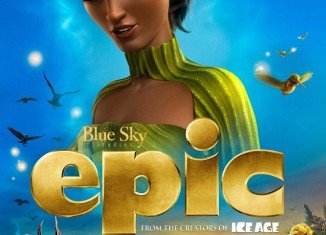 Beyonce lends her voice to the character of Queen Tara in the upcoming animated film Epic