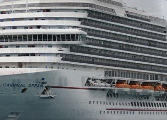 Carnival Dream cruise ship has been forced to fly passengers home after the vessel experienced overflowing toilets and power outages