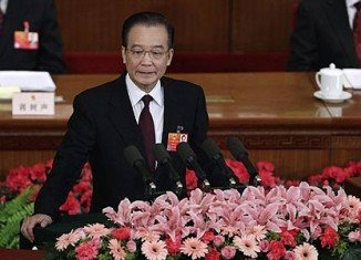 China's Prime Minister Wen Jiabao promised stable growth, anti-corruption efforts and better welfare provision as he opened an annual session of parliament