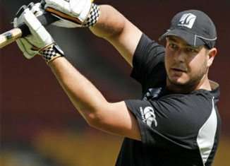 Cricketer Jesse Ryder is in a medically induced coma after being attacked twice in quick succession as he left a Christchurch bar in New Zealand
