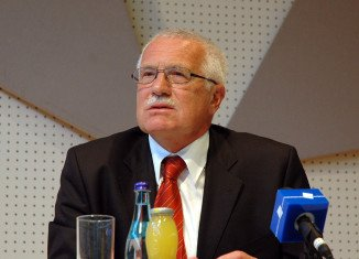 Czech lawmakers have narrowly voted to charge country's outgoing President Vaclav Klaus with high treason