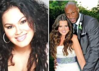 Lamar Odom, who is now married to Khloe Kardashian, is fighting his ex Liza Morales for custody of their two children