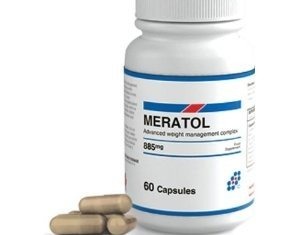 Meratol, made from a cocktail of herbal ingredients including cactus leaves, prickly pear and seaweed, claim to speed up metabolism to burn fat while suppressing appetite