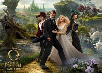 Oz the Great and Powerful did not need Dorothy and Toto to conjure up magic numbers at the US and Canadian box office this weekend