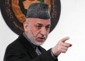 President Hamid Karzai has issued a stinging rebuke to the US and the Taliban, saying they are both guilty of sowing fears for post-2014 Afghanistan