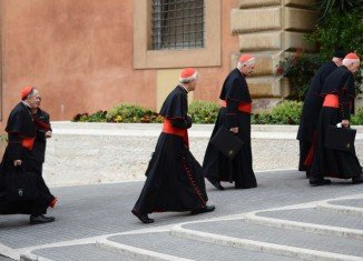 Roman Catholic cardinals will begin electing a new pope on March 12