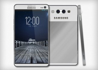 Samsung Galaxy S4 will be unveiled in New York on Wednesday and rumors are the device will feature eye control