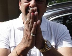 Sanjay Dutt has said he will return to prison for his conviction over the 1993 Mumbai blasts