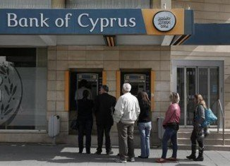 The Cypriot banks offered depositors really good rates of interest which attracted not only local people, but also hordes of foreigners