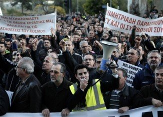 A draft document prepared by Cyprus' creditors shows that the country's bailout cost has increased to 23 billion euros