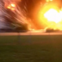 West Fertilizer explosion moment caught on video by a man and his child