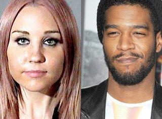 Amanda Bynes and Kid Cudi were linked in 2010