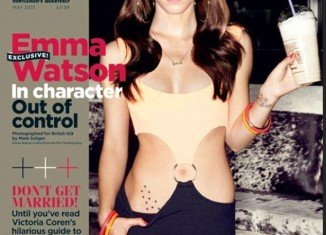 Emma Watson is copying Julia Roberts' Pretty Woman style for her sexiest ever shoot in the pages of Britain's GQ magazine