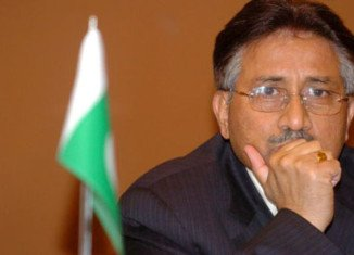 Former military leader Pervez Musharraf has been barred from standing in Pakistan general elections in May