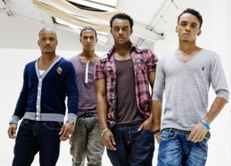 JLS have announced that they are splitting up after five years together