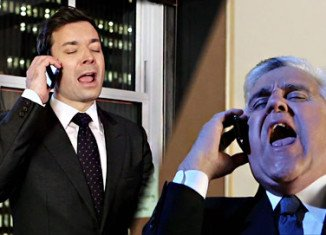 Jay Leno will be replaced by Jimmy Fallon on The Tonight Show